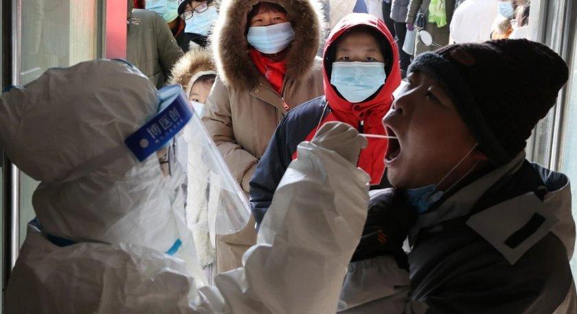 Китай тикна още 3 млн. души под карантина
