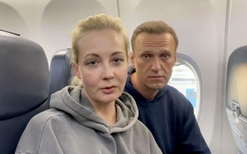 Съдът реши: Навални в килия до 15 февруари