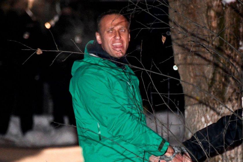 Навални зове за улични протести