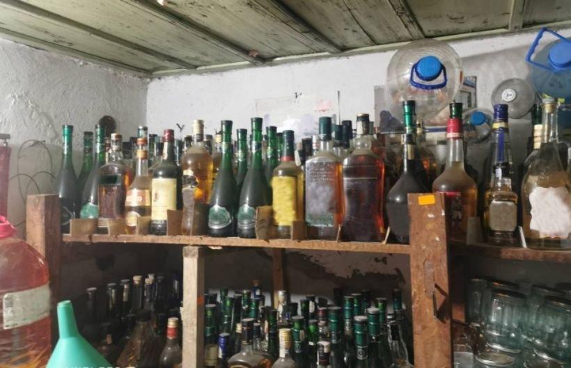 Хванаха петричанин да краде алкохол от магазин