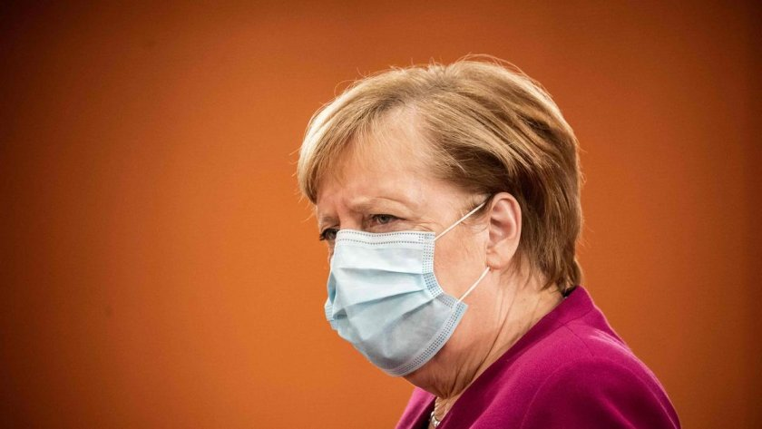 Меркел иска удължаване на блокадата до 15 февруари