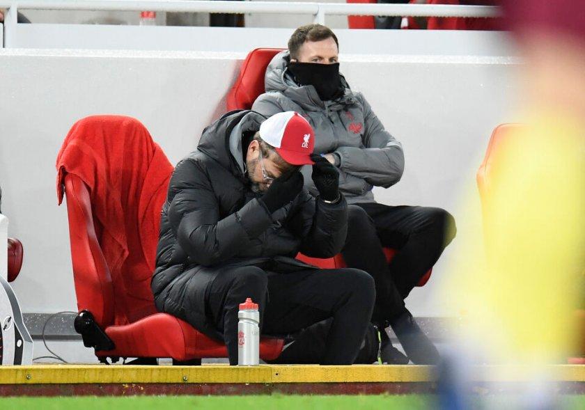 Джейми Карагър: Ливърпул трябва да се притеснява за Топ 4, а не за титлата