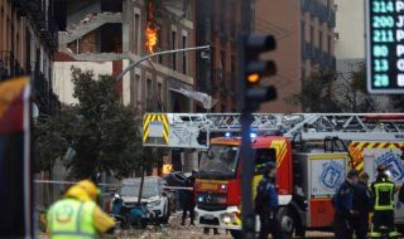 Нови данни: Най-малко 4 са загиналите при взрива в Мадрид