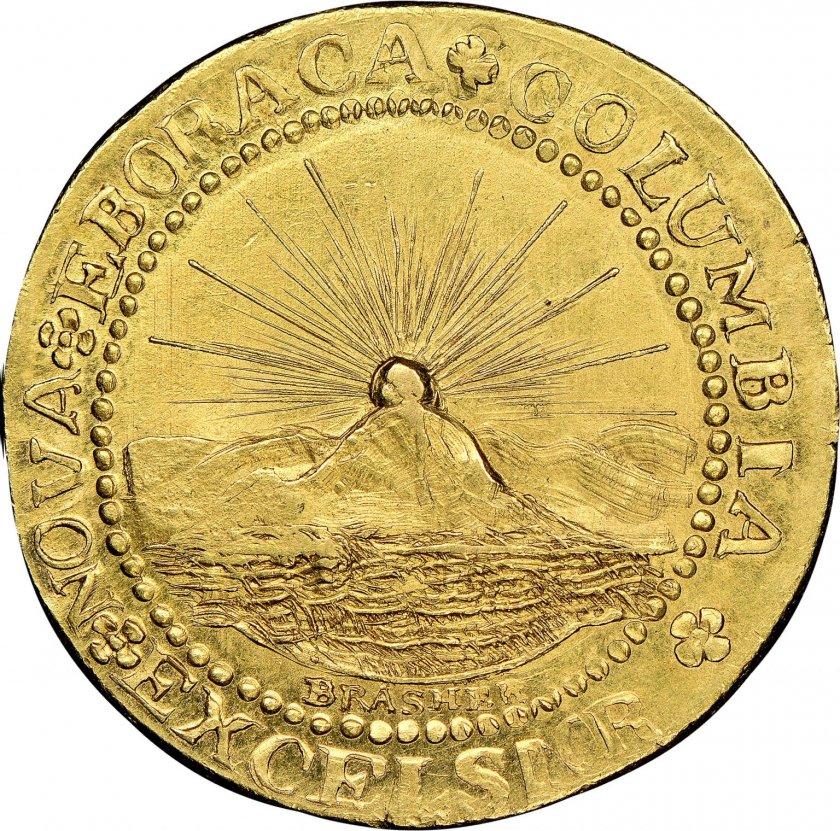 Купиха златна монета за $9,36 млн.