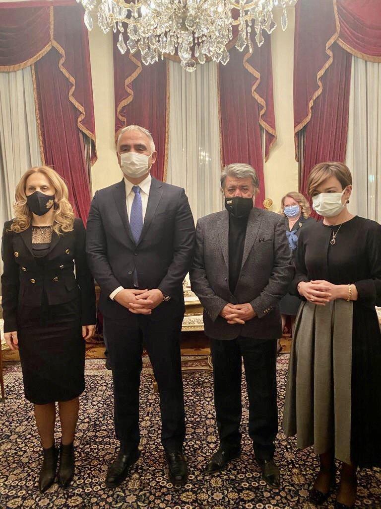 Турция разчита на Вежди Рашидов да съживи културните връзки с България