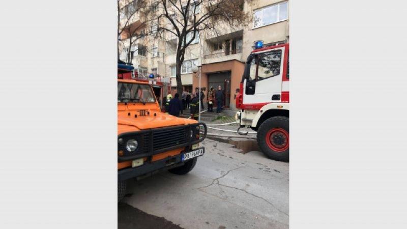 Пламна апартамент с млада майка в центъра на Пловдив