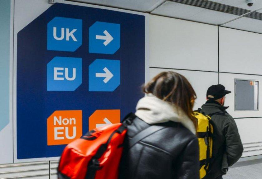 10 дни карантина в хотел на собствена сметка за пристигащи в Лондон?