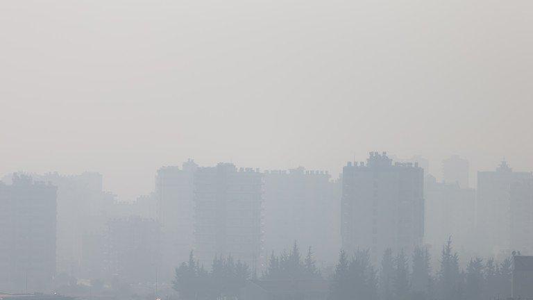 Опасно мръсен въздух в Пловдив