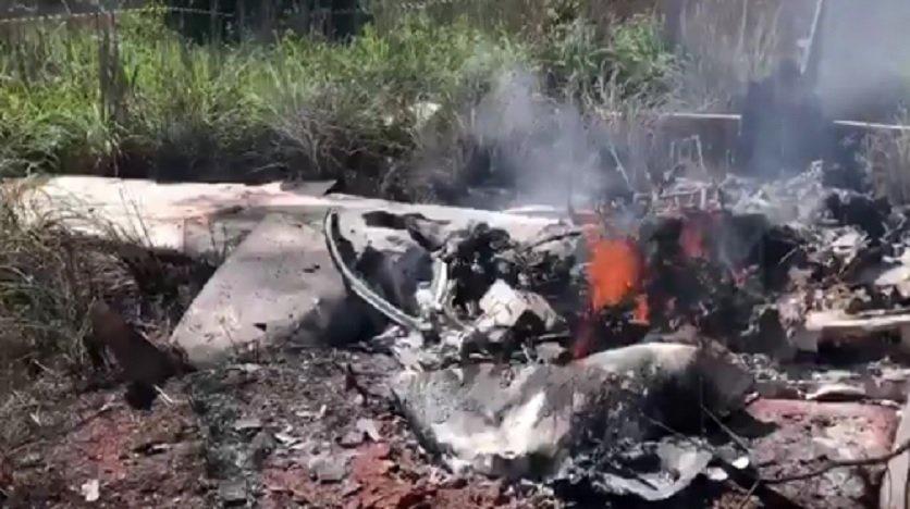 ОТНОВО! Самолет с футболисти се разби в Бразилия