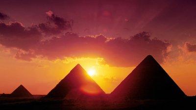Пирамидите не са гроб за фараони