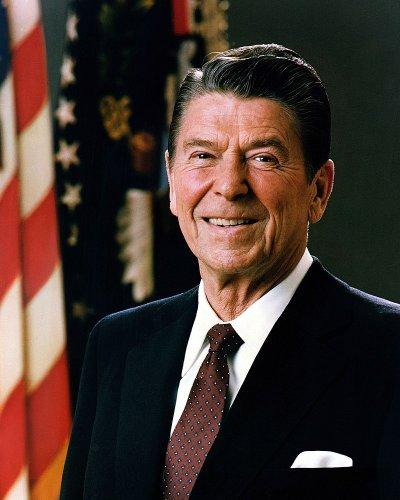 Роналд Рейгън - президент на САЩ (1981 - 1989)