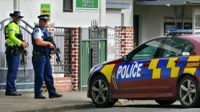 Касапница в Нова Зеландия, 40 убити в две джамии