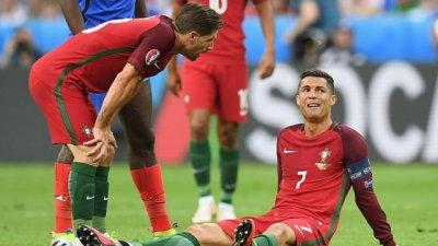 Роналдо се връща на терена
