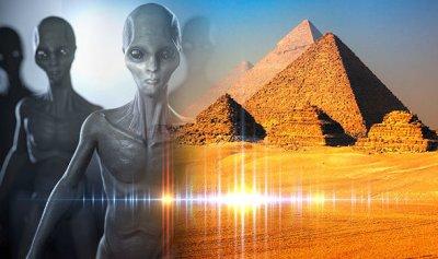 Египетските фараони знаели за НЛО