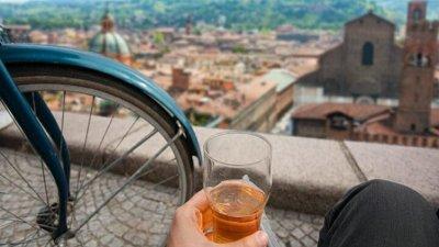Градът, който стимулира карането на колело с безплатна бира