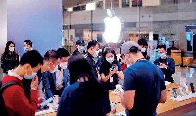 Айфон се изкачи до №1 по продажби