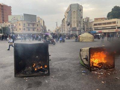 И Ливан въстана срещу коронамерките