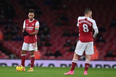 Арсенал посреща Бенфика на неутрален терен