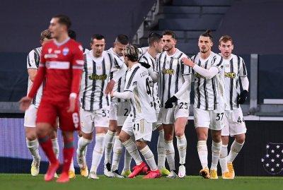 Ювентус и Аталанта се класираха за 1/2-финалите за Купата на Италия