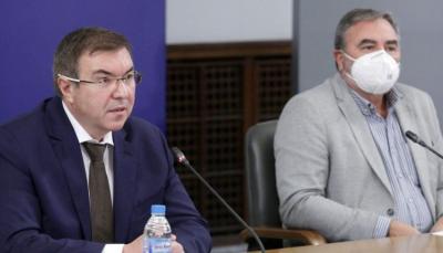 Ангелов и Кунчев ще готвят мерките за изборите