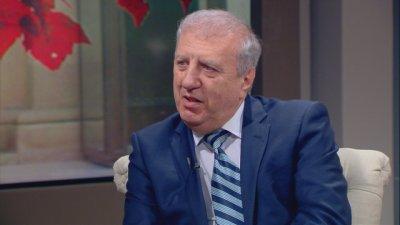 Сашо Томов издига Радев за втори мандат, без да го пита