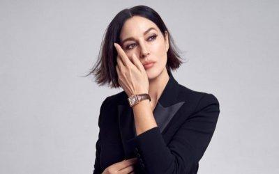 Моника Белучи избрана от Cartier