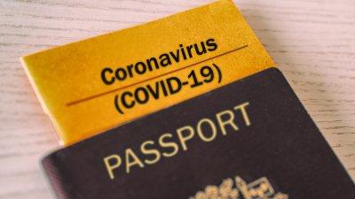 Хоп! Израел вече ползва имунизационни паспорти