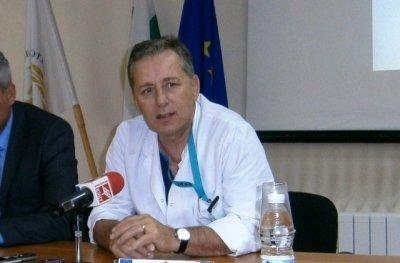 Проф. Григор Горчев ще води битката на ГЕРБ за Плевен?