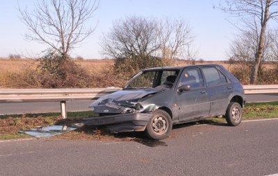БГ шофьор катастрофира пиян в Сърбия