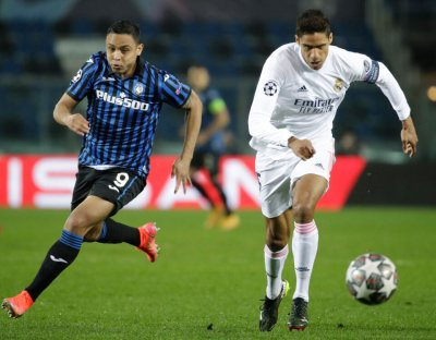 Минимален успех за Реал Мадрид в Бергамо