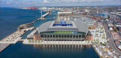 Евертън вдига стадион бижу да близо 600 млн. паунда