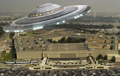 Пентагонът прави тестове с останки от НЛО?