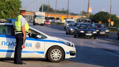 В пловдивско хванаха 879 джигити на пътя
