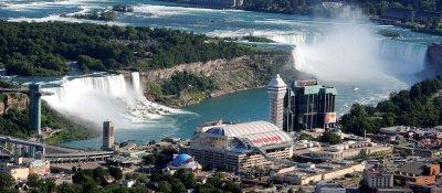 Канада ни даде 11 секции, сред тях и Ниагара Фолс