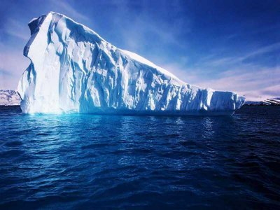 Айсберг колкото Лондон се откъсна от Антарктида