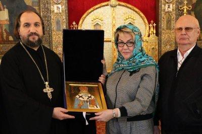 ЗНАКОВО: Новият руски посланик започна мандата си с молитва