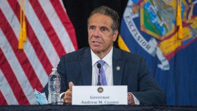 Губернаторът на Ню Йорк – сексуален звяр