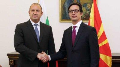 Северномакедонският президент нападна Румен Радев