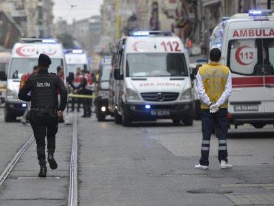 Взрив във фабрика в Истанбул, има ранени