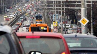 Софиянци си карат колите - на челно място в Европа
