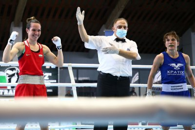 "Станимира Петрова на финал, ще се бие за титлата ""Странджа"""