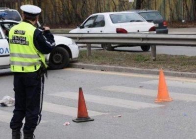 Шофьор блъсна жена в София