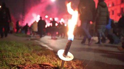 Aрести в Копенхаген по време на протести заради пандемията
