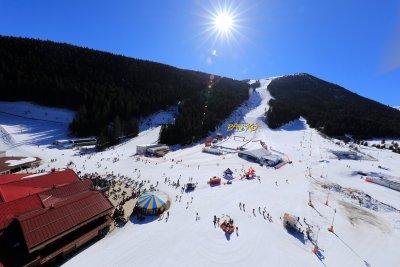 Световният ски елит готов на старта в Банско