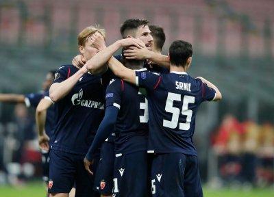Героична Звезда не успя срещу Милан