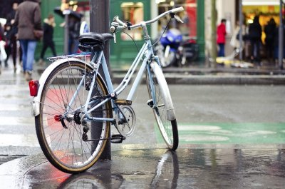 Осъдиха крадец на колело