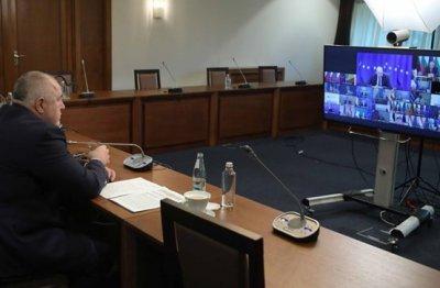 Евросъветът с участието на Борисов започна, обсъждат пандемията