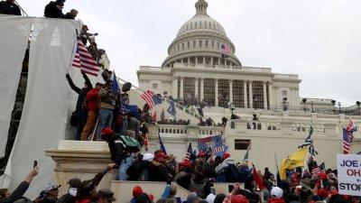 Екстремистка милиция атакува Капитолия в четвъртък?