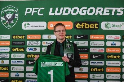 Треньорът на Лудогорец номер 1 в Литва