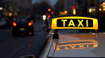 Две години затвор за кражба на такси
